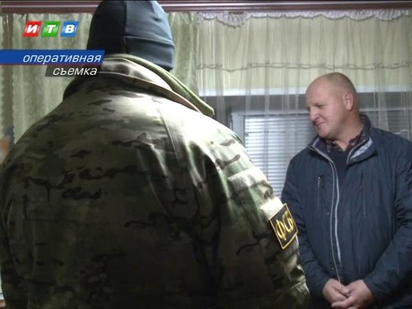 Спецоперация ФСБ по выявлению экстремистов