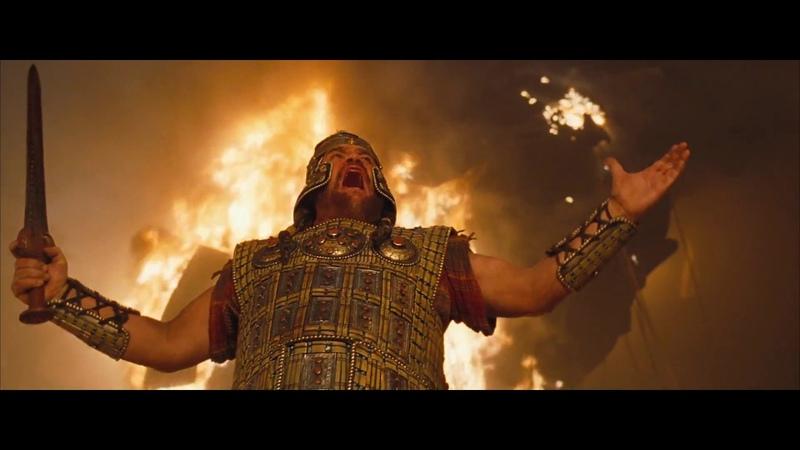 Troy (2004) - Troy Under Siege | Movieclips