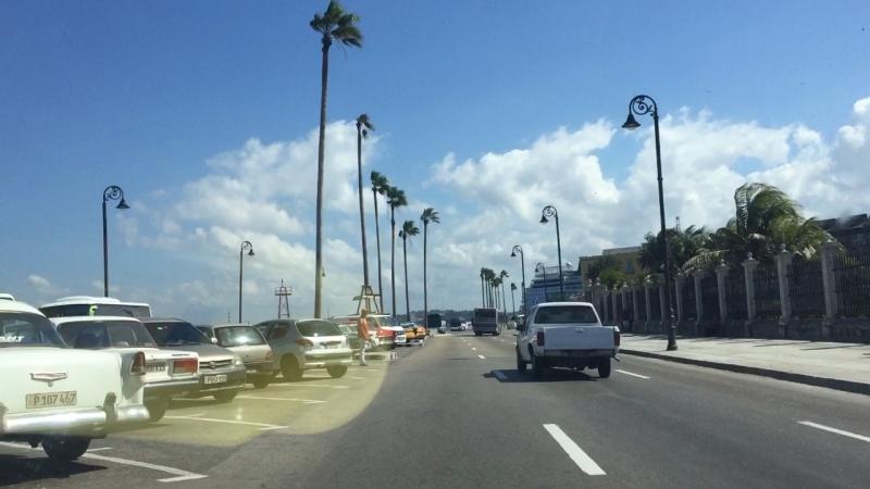 Едем в Гавану