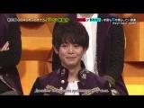 2016.10.28 Buzz Rhythm Hey!Say!JUMP Part (рус.саб)