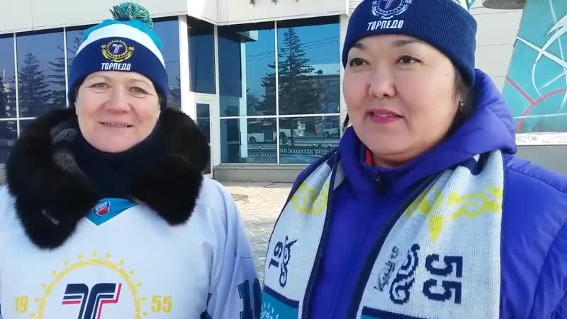 Болельщики «Торпедо» отправились в Караганду на казахстанское дерби