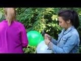 День Рождения Киры или вечеринка в стиле Сбербанка