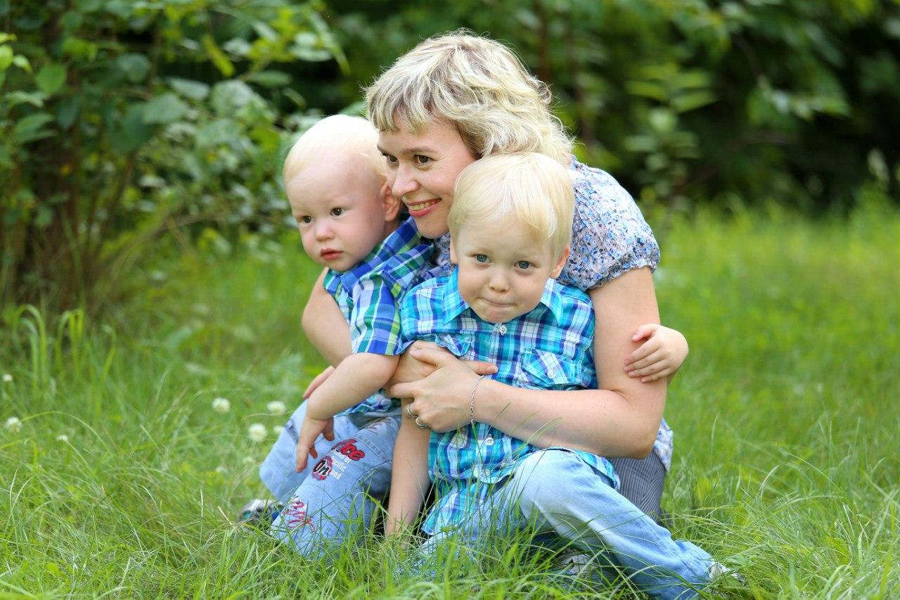 семья, фотосессия