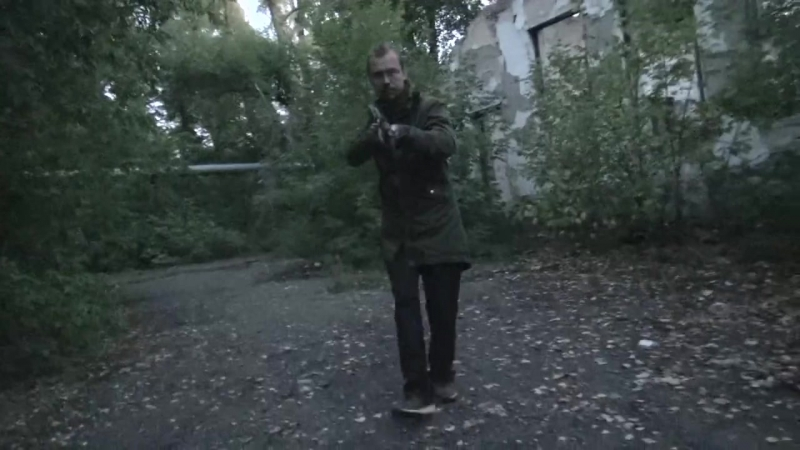 Видеоанонс игры _the Walking dead_ (56 меридиан)