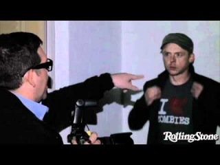 Simon Pegg and Nick Frost's Goofy Rolling Stone Photo Shoot