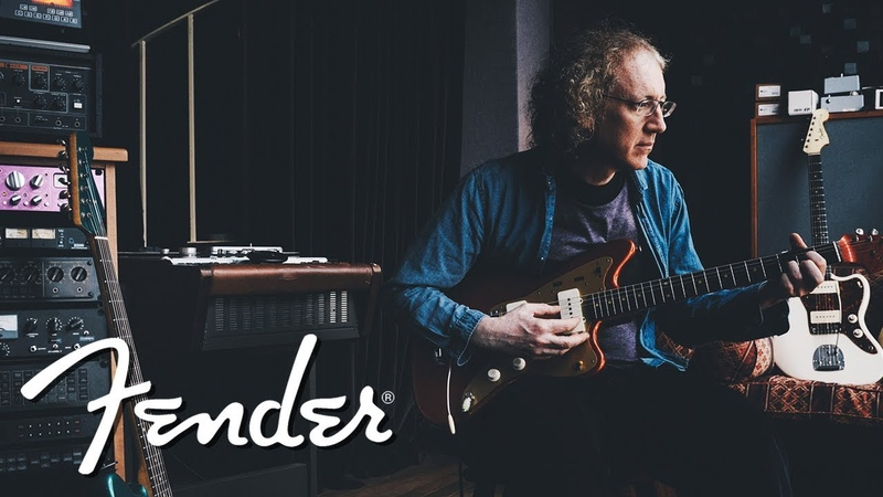 Kevin Shields of My Bloody Valentine Part 1 Obsession Jazzmaster 60th Anniversary Fender