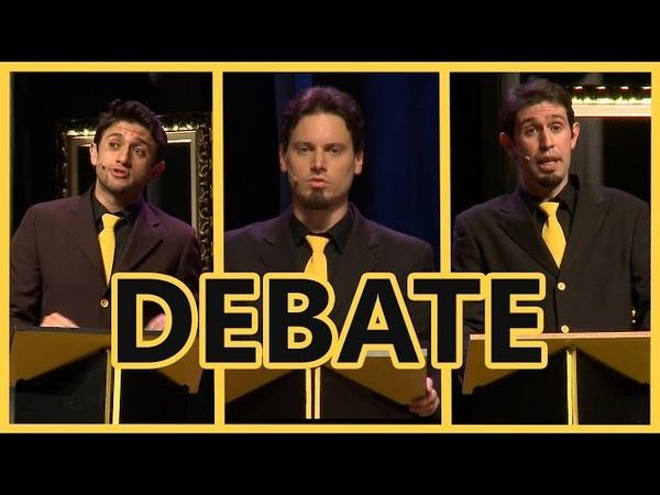 CAMPANHA POLÍTICA (Debate Político - ao vivo)