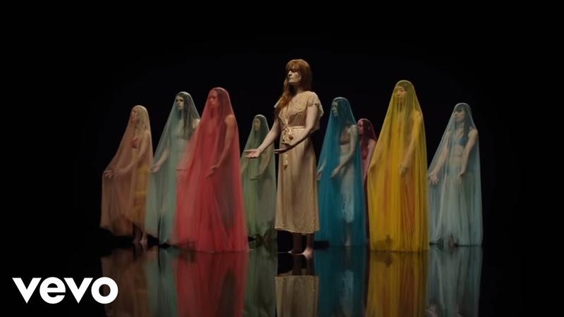 Florence The Machine Big God