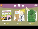The V Chant _ Phonics and Vocabulary _ Think Read Write _ ELF Learning