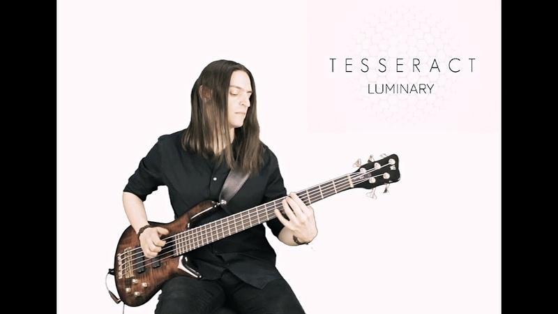 Tesseract - Luminary (Anton Ginzburg Bass Cover)
