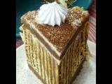 Идеальный десерт для всей семьи - торт Мелодия.