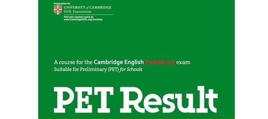 PET|FCE Exam | VK