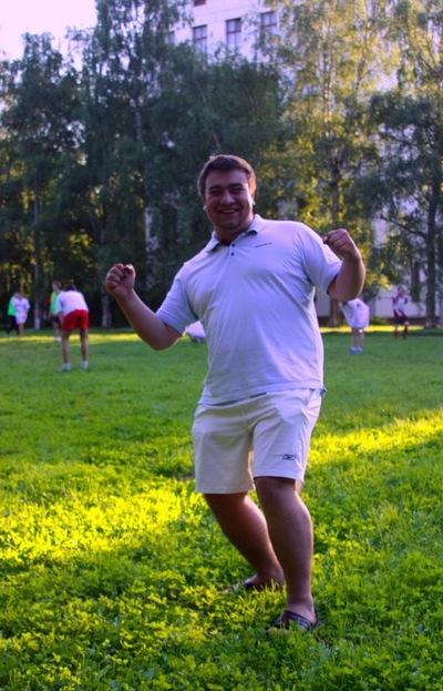 Сергей Есин, 29 июня 1989, Москва, id8062480
