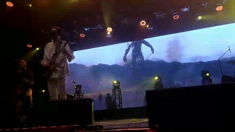 Noize MC - Иордан 10.11.2017 А2, СПб