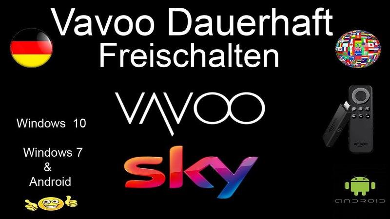 Vavoo Dauerhaft Freischalten Installieren Einstellen Anschauen Kostenlos HD смотреть онлайн без регистрации