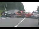 Самые жёсткие и страшные аварии Channel Жёсткие аварии