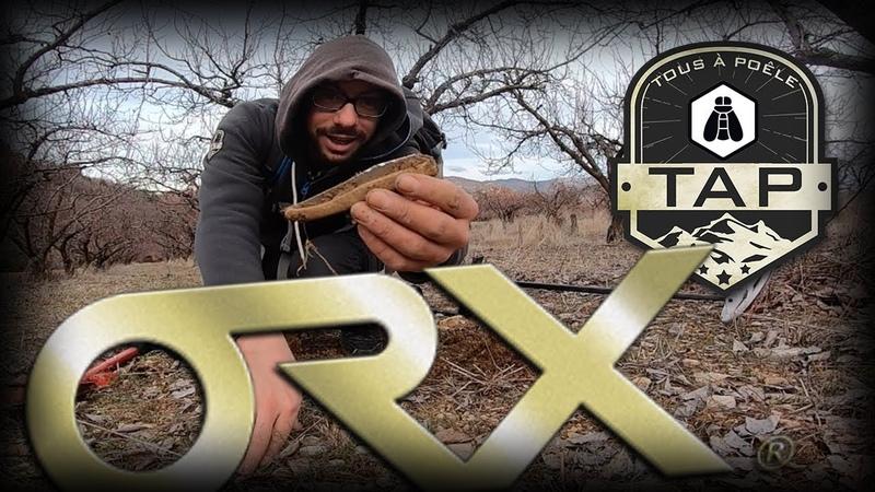 Sortie détection 49: Réglages xp orx sur le terrain