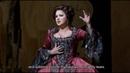ADRIANA LECOUVREUR en direct du Met Opera Extrait Anna Netrebko