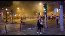 COUPE DU MONDE / VICTOIRE DUNE FRANCE A LA DÉRIVE / EMMANUEL MACRON 15/07/18