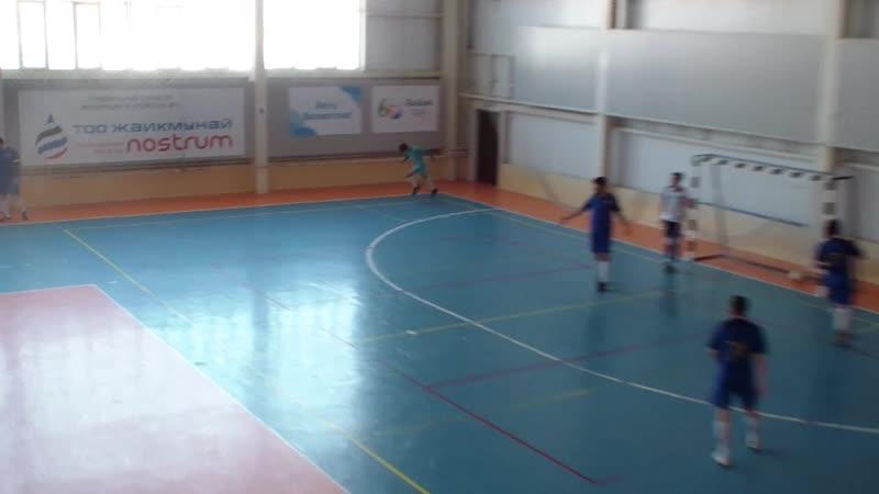 Хаиргалиев Ержан (Юнион-Отан 35 плей офф 14)