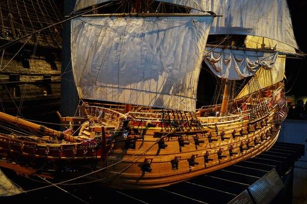 Мухей корабля Vassa