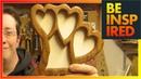 The Oak Heart Tree Custom Picture Frame