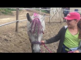 Лукерья (Пони для Барби) 💖👜👡👒💗