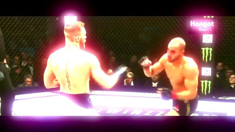 Conor McGregor vs. Alvarez by ❌W❌O❌L❌F❌