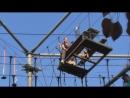 Веревочный парк Sky Town на ВДНХ