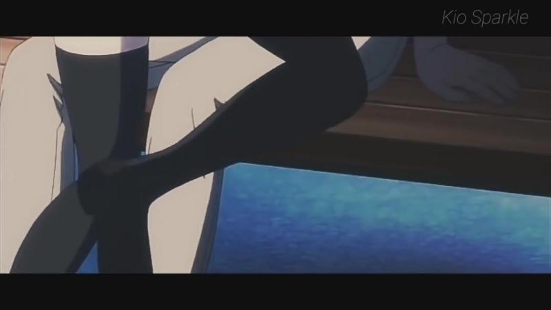 (AMV) - Я надену бельё с кружевами 18 l Аниме клип (совместное видео с Kio Sparkle)