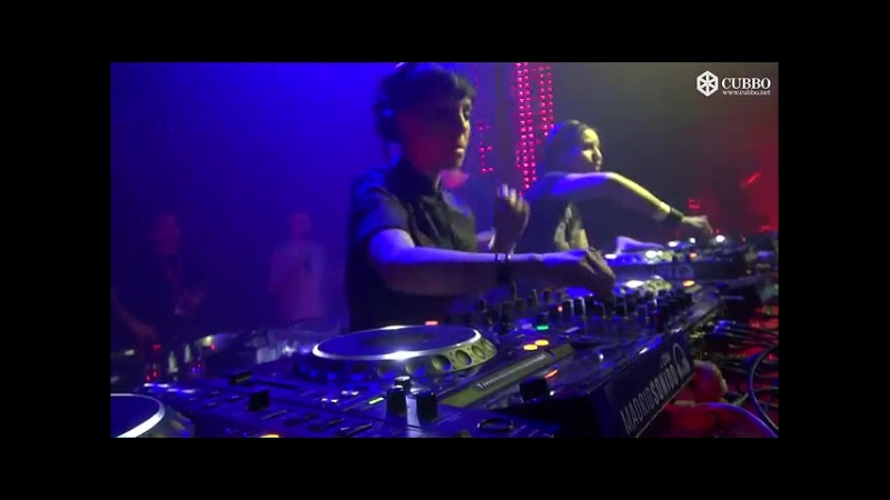 DJ FERNANDA MARTINS feat. DJ SHEEFIT - Set Megamix Live! Speedcore God Save Qeens Techno At Madrid, Spain CLub Fabrik 2016