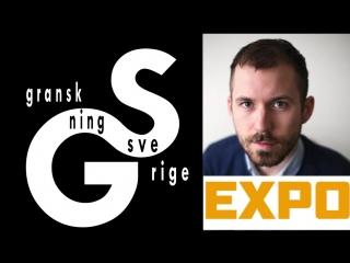 Granskning Sverige hjälper Expo efter S katastrof