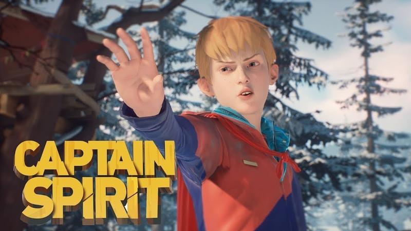The Awesome Adventures of Captain Spirit № 5 - Встреча со Снегомантом посмотреть проверить