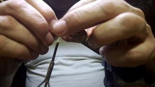 Супер уловистая оснастка на черноморскую ставриду. Крючки-самодуры.