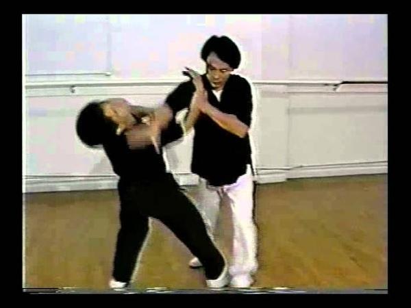 Sifu Chow Wing Chun Combat Application VHS Intro Old Vídeo