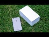 Wylsacom: iPhone 6: распаковка и первое впечатление