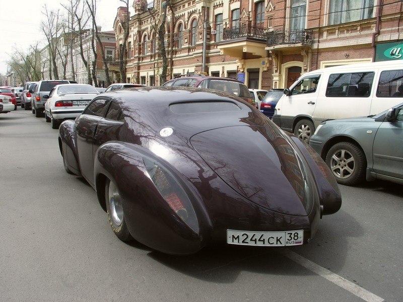 concept car победа