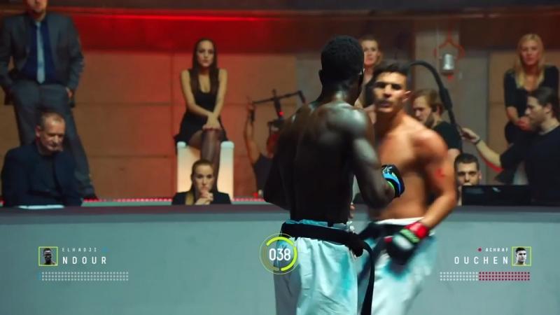 Karate Combat_ Genesis Fight 6-Achraf Ouchen vs. Elhadji Ndour