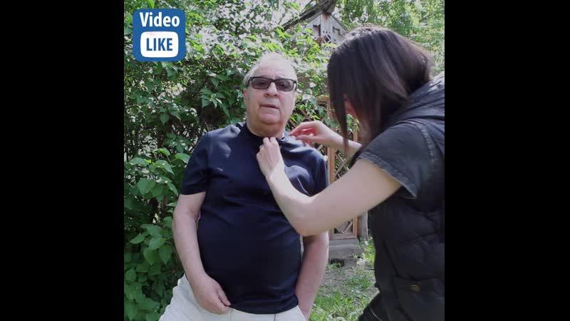 Бэкстейдж со съемки VideoLIKE с Геннадием Хазановым