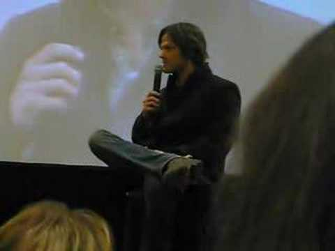 Jared in LA how would play Dean in a body swap episode