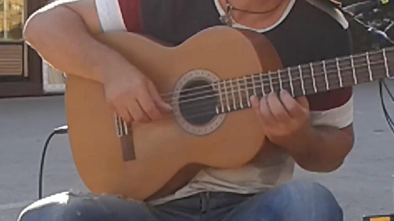 StreetStars Гитарный виртуоз из Якутии покоряет Крым