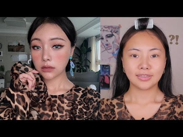 [ENG中字] 말JOLLA많음 주의) 🐆가을 완전체 빈티지 메이크업 🍁 Fall Makeup Look with subs 조효진(Hyojin)