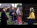 ЭтноПроект Коленкоръ - Конь боевой с походным вьюком
