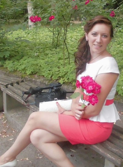 Оксана Гаврилець, 23 июня 1989, Ужгород, id214001722