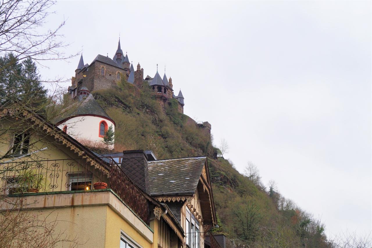 Замок Кохем - твердыня Мозеля