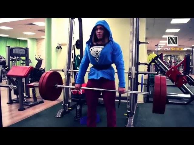 Внезапная масса монстров | Самая мускулистая женщина в мире