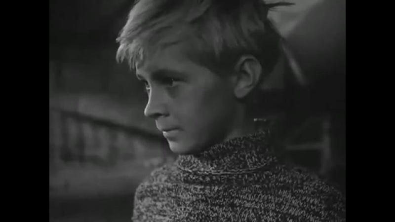 Иваново детство. Русский трейлер, 1962