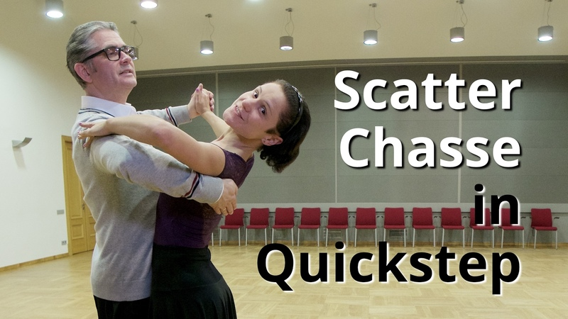 Quickstep Routine with Scatter Chasse Quickstep Figures