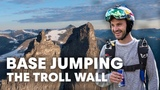 Wingsuit Flying Off The Troll Wall Jokke's Adventures Part 1