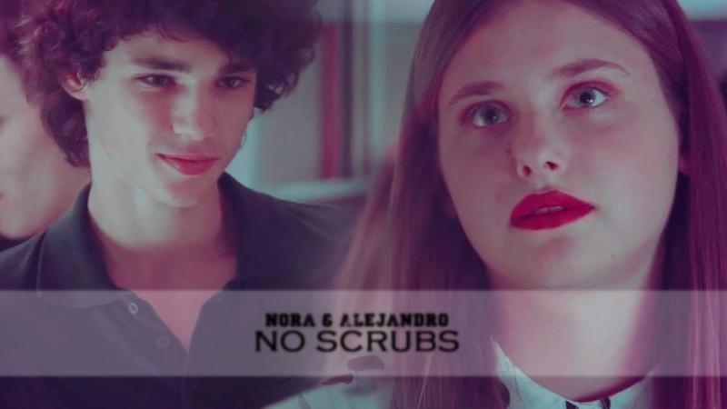 Nora Alejandro No Scrubs SKAM España